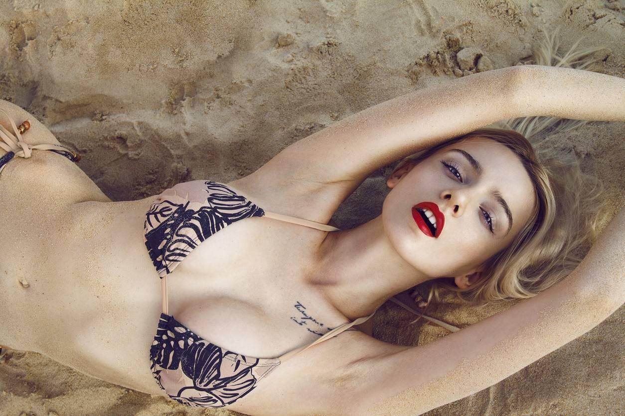 tatouage temporaire femme