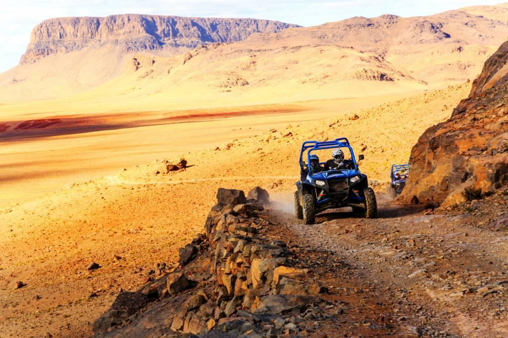 Épreuve Dakar 2020