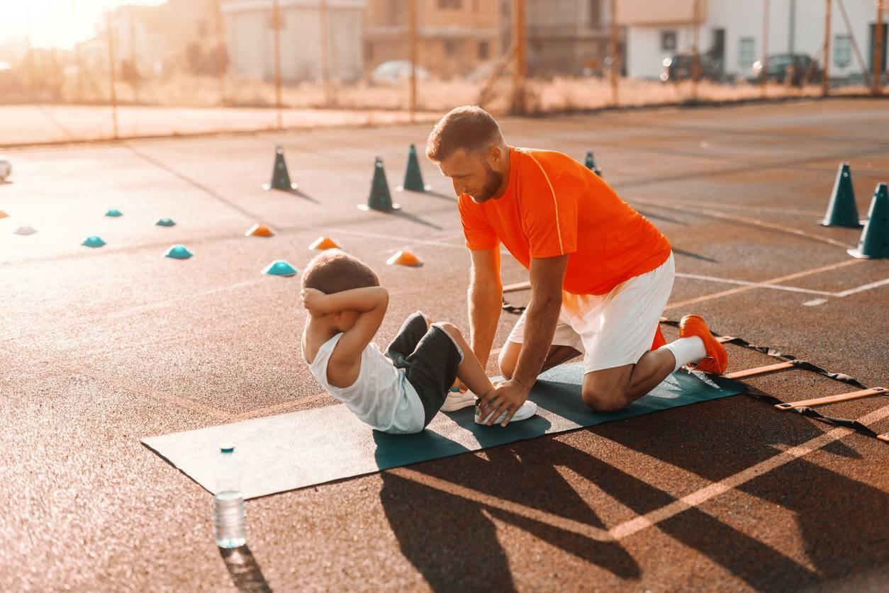 sport enfant équipement sportif
